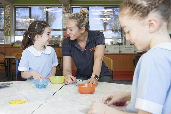 St Margaret Marys Catholic Primary School Randwick North Before and after school care